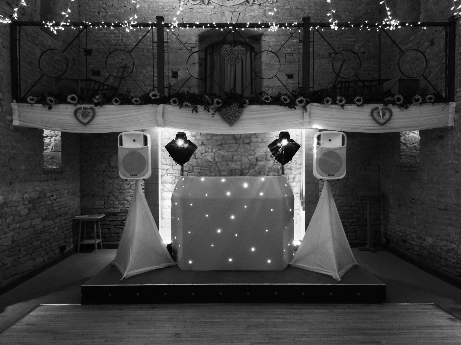 The Wedding Players (Great Tythe Barn)