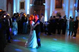 The Wedding Players – First Dance with Uplights
