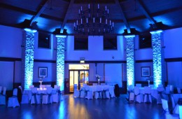 The Wedding Players – Uplights @ Manor House Golf Club
