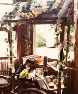 Sweet Cart – Rustic – The Wedding Players